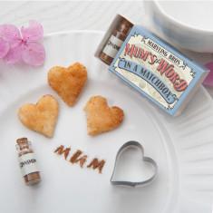 Breakfast Treat For Mum In A Matchbox