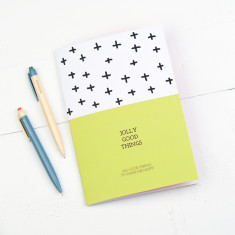 Jolly Good Things Notebook