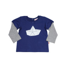 Boys' Paper Boat top