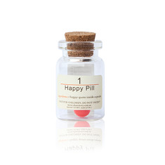 One day happy pills (set of 5)