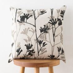 Kangaroo Paw & Sticks cushion cover