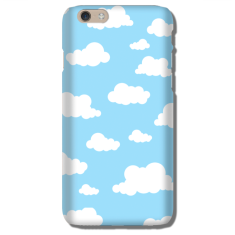 Cloudy day iPhone 4/5/6 case