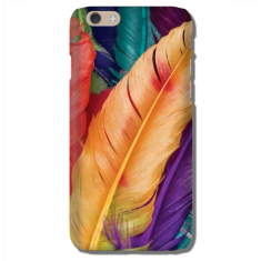 Feathers iPhone 4/5/6 Case
