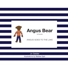 Angus Bear Board Book