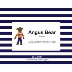 Angus Bear Board Book
