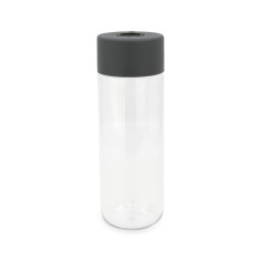 Frank Green Smart Bottle 25oz - Titanium / Black Water Bottle