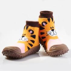 Tiger non-slip socks