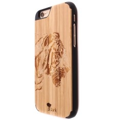 Tiger bamboo iPhone 6/6S case