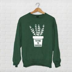 Thyme To Garden Sweatshirt
