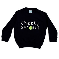 Personalised Sprout Children's Sweatshirt