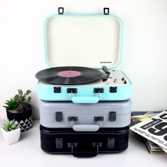 Crosley Coupe Bluetooth Vinyl Record Turntable With Pitch Control (5 Colours)