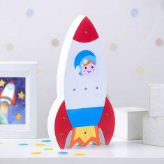 LED Rocket Light