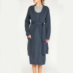Cashmere oversize cardi