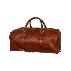 Polo Medium brown weekender bag