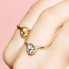 Cat ring (Various Colours)