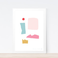 Dreamy Days art print