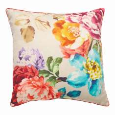 Audrey ivory cushion