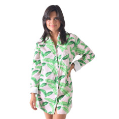 Tropical punch women's night shirt