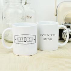 Dapper Dad Mug