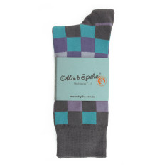 Diffused socks (2 pack)