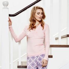 Clara top in pink