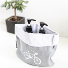 Bike stash bag