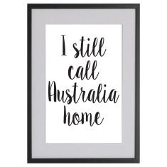 Songlines Australia home print