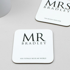 Personalised Classic Coaster