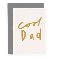 Cool Dad Father's Day card