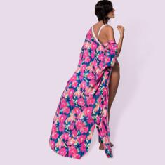 Joelle Long Kimono