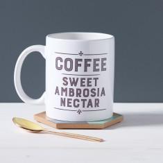 Coffee Sweet Ambrosia Nectar Mug