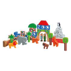 Zoo Building Blocks