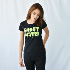 Ghost Buster Halloween Women's Tee