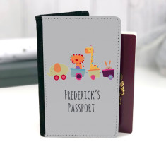 Personalised First Passport Cover