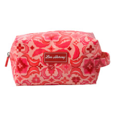 Box Cosmetic Bag in Isabella print