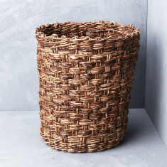 Banana Leaf textural large Basket