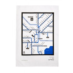 Transport tea towel