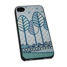Trees printed iPhone case