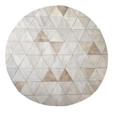 Trilogia círculo rug
