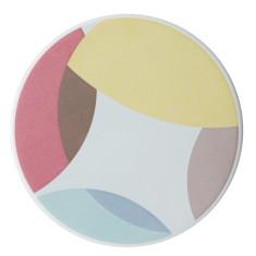 Lindsey Lang pastel medium trivet