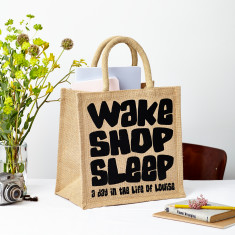 Wake Shop Sleep Bag