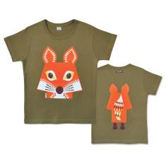 Tshirt Mibo Fox