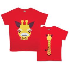 T-shirt Mibo Giraffe