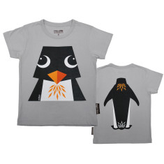 T-shirt Mibo Penguin