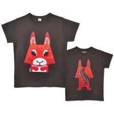 Mibo squirrel t-shirt