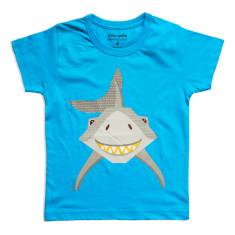 Shark organic cotton kids' t-shirt