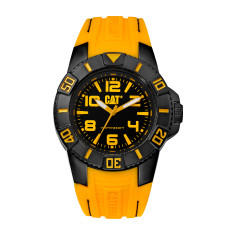 CAT Bondi series Watch in Black & Yellow