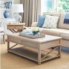 Hamptons Oak Coffee Table