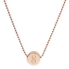 Addison pendant in rose gold, gold or silver
