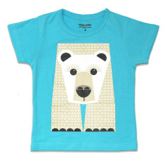 Mibo polar bear t-shirt